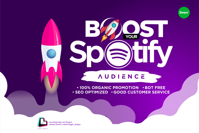 do real and organic spotify music promotion
