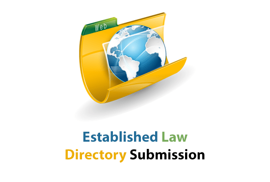 submit your law website to two premium law directories
