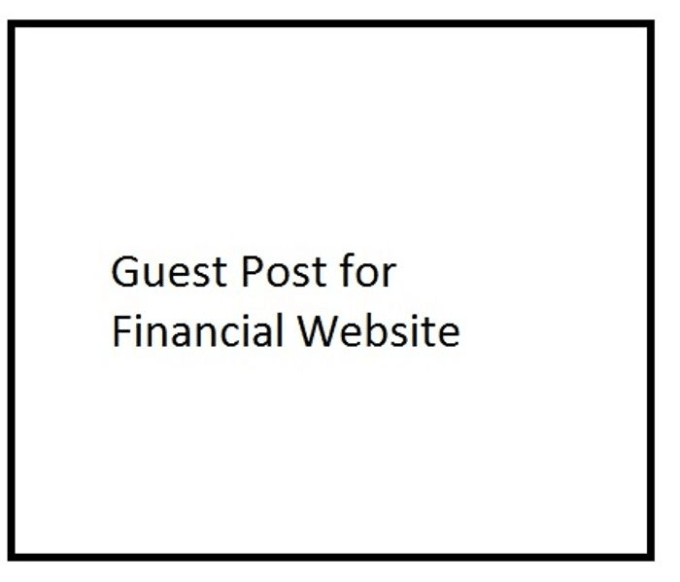 popoza : I will publish guest post on personal finance blog for $10 on  www fiverr com