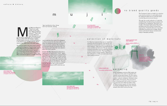 Creative Magazine Design Layout