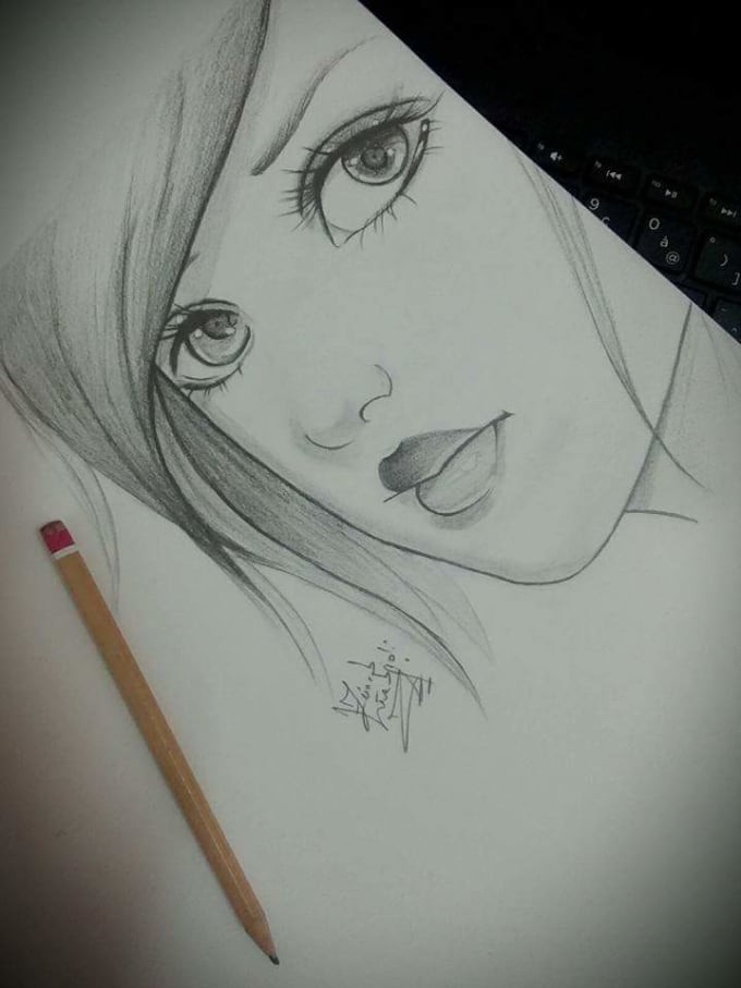make sketch of my picture