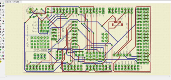 Create any pcb layout schematic using eagle softwareit problemsusing ...