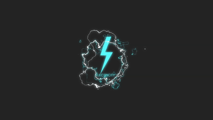 Create this electric spark logo custom animation video by ...  Create this ele...