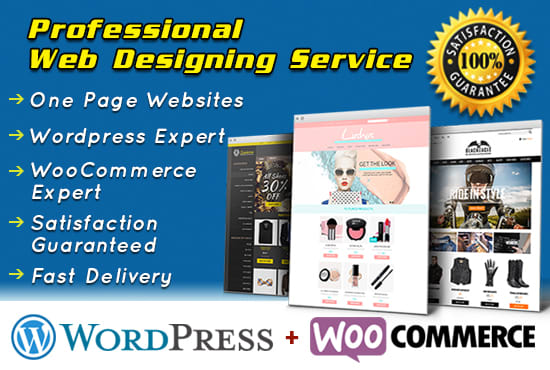 Design professional and corporate ecommerce website by Atiqjarral
