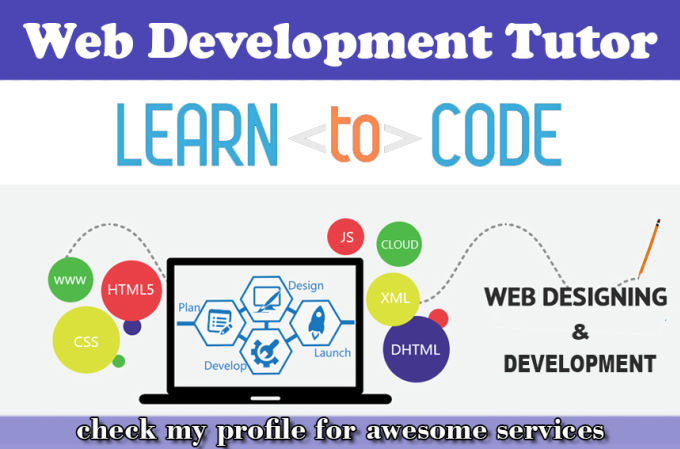 be your web development tutor