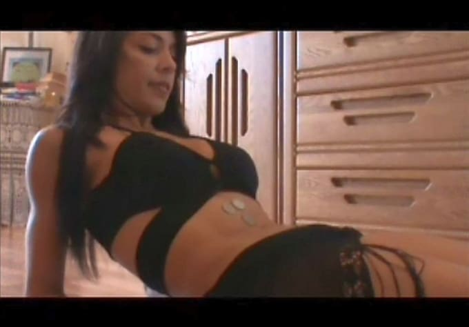 Roll Coins Down My Belly Using Complete Muscle Control For