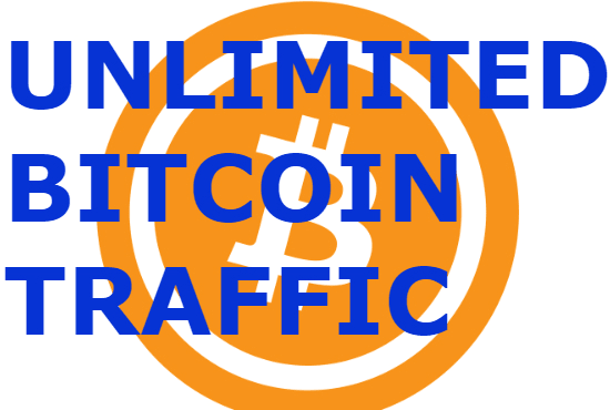 Show you how to get unlimited bitcoin traffic by jim757 show you how to get unlimited bitcoin traffic ccuart Image collections