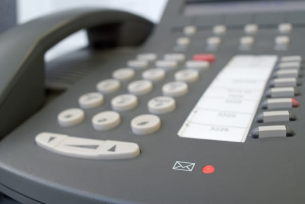 create a voicemail recording for your biz