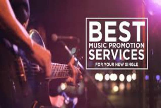 do Music Promotion To World Wide Music Lovers