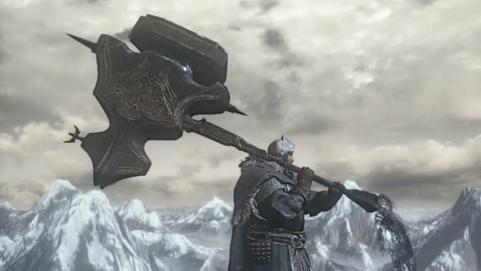 drop all weapons max upgraded for you in dark souls 3 by darksouls3ps4