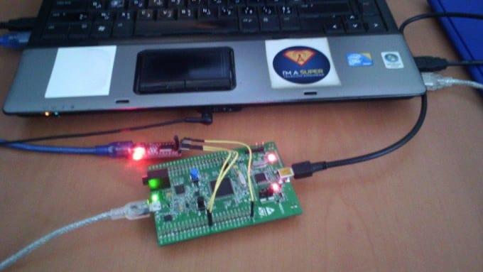 Stm32 firmware