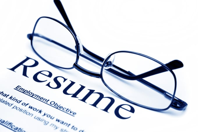 proofread your cv, resume, cover letter or blog post for you