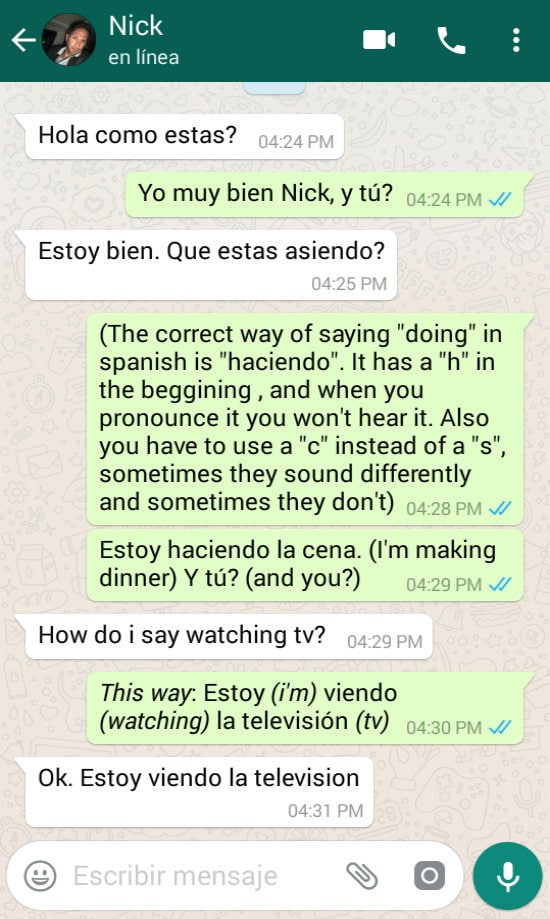 How to say make fun in spanish
