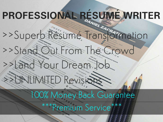 resume rewrite linkedin cover letter cv optimize