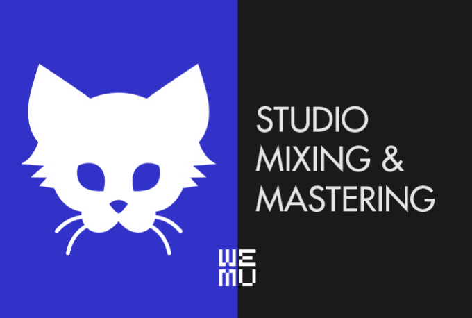 professionally mix and master your audio stems