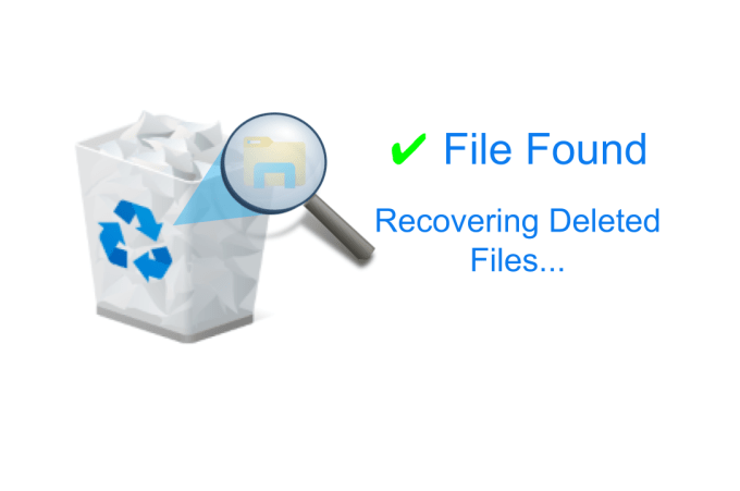 coleman518 : I will recover deleted files on your computer for $5 on  www fiverr com