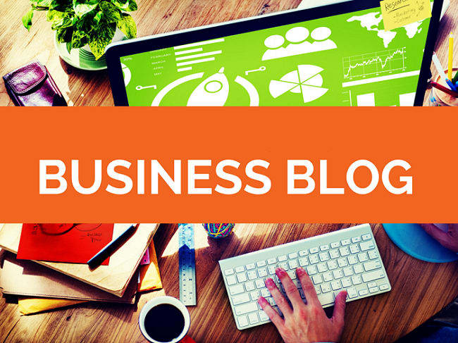 outreach and publish guest post on a real business blog