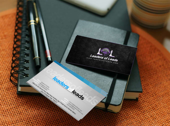 create business cards in 12hrs