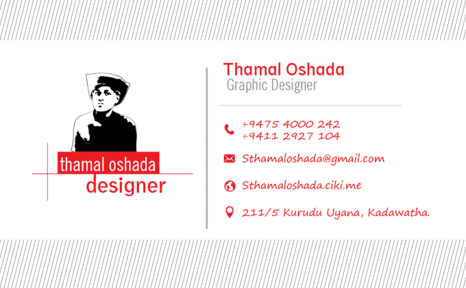 do creative visiting card