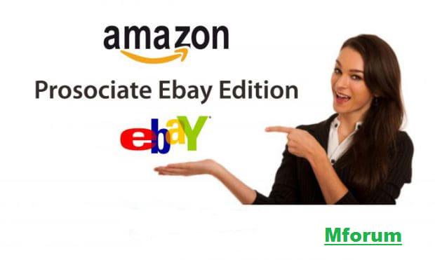 prosociate 4 amazon plus free ebayagency  unlimited