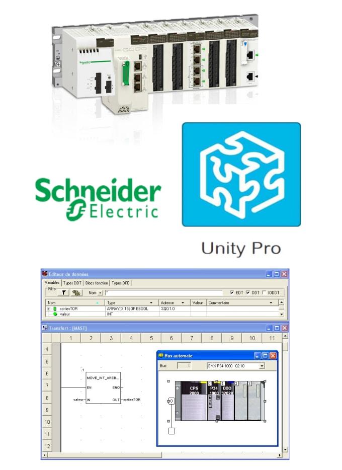 Schneider Electric Unity Pro XL 13