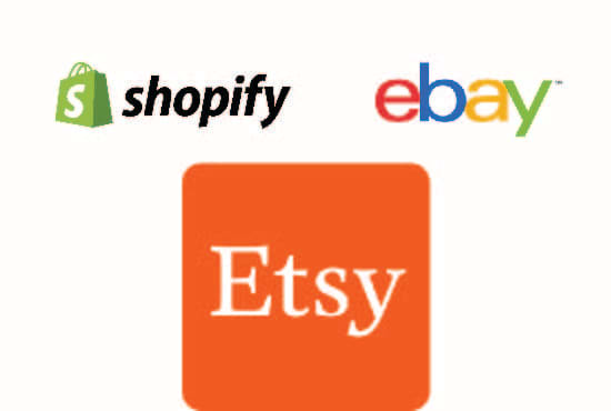Manage your online ebay etsy shopify store by wajeehaakhtar4 manage your online ebay etsy shopify store reheart Image collections