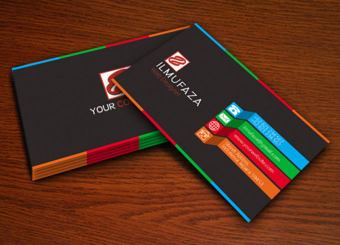 design business cards for you with professional work