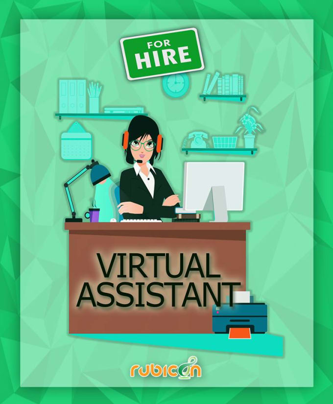 be your rockstar virtual assistant