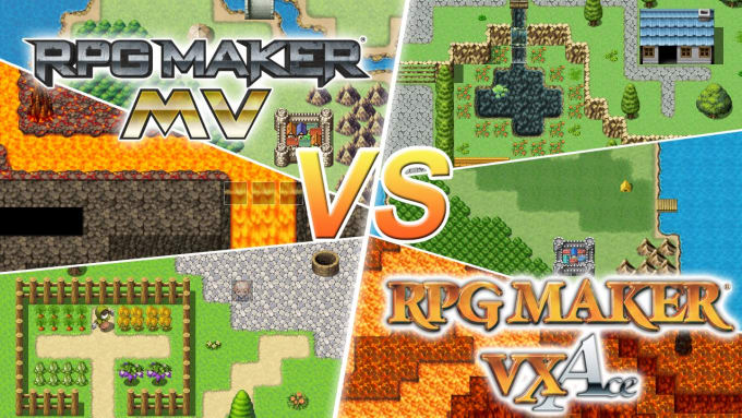 make an rpg maker map for you