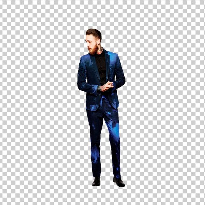 cutout 10 images using photoshop