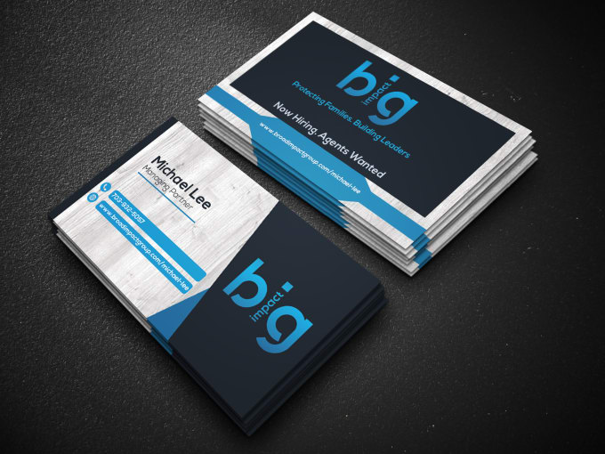 Design an attractive business card for you by kevinadkins48 design an attractive business card for you colourmoves