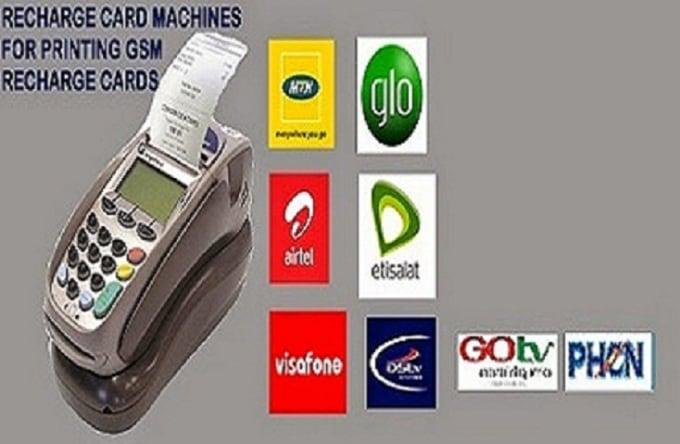 Teach You Recharge Card Printing Business By Gokon7