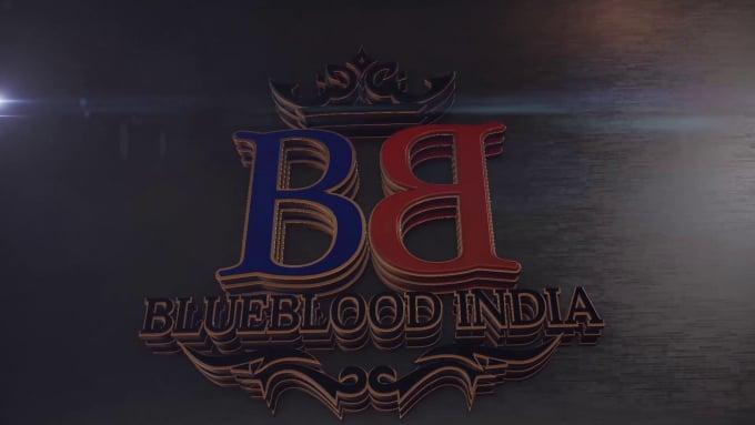 logo intro for videos