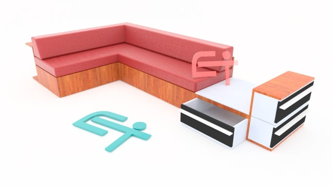 Design 48d Furniture With Rendering In Sketchup By Ephraimtarik Interesting Sketchup Furniture Design