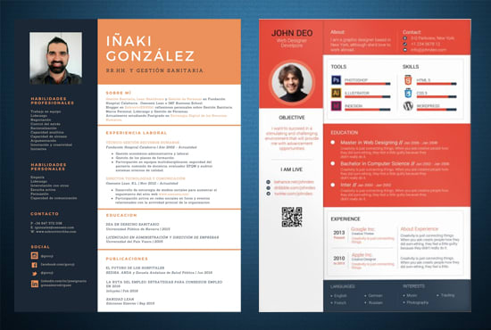 Create And Design A Professional Resume Cover Letter