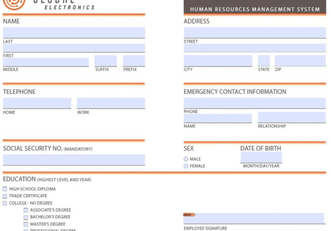 how to create an interactive pdf form