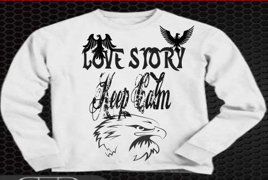 e960a7aa Make the eagle t shirt design in 1 hour by Budimankarya