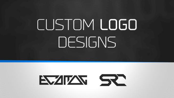 Make a custom logo for 5 dollars