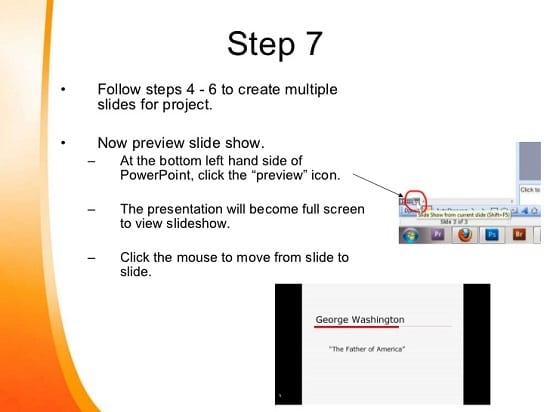 design your ppt presentation for your objects