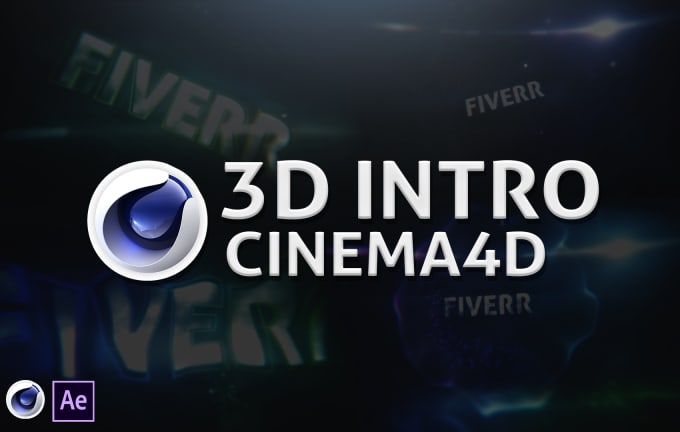 Edit any cinema 4d intro template for you by cstarkana edit any cinema 4d intro template for you maxwellsz
