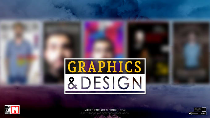 design any type of poster, cover for your books or magazines