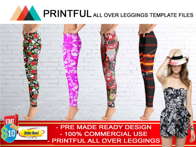 5548e0809f sell premade choose from ready leggings design with commercial rights
