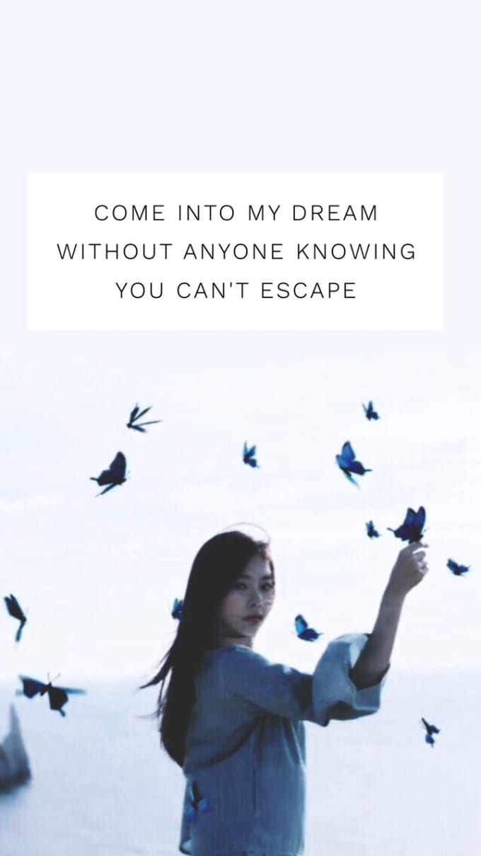 Make You Personalized Kpop Phone Wallpapers By Lovelistars
