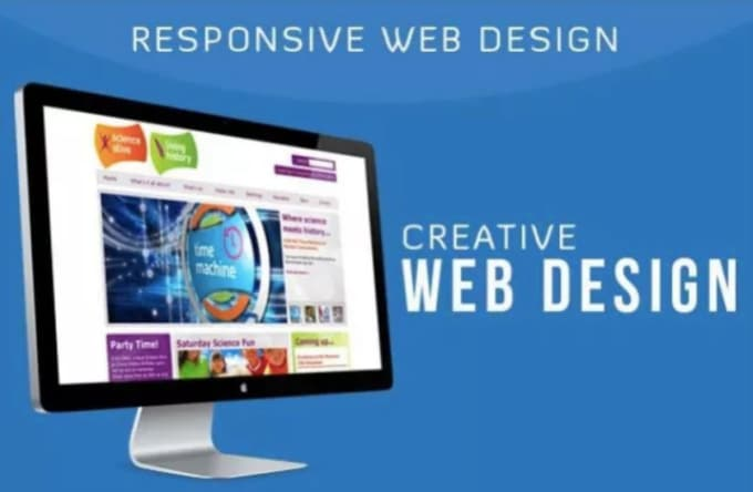 how to build a professional website from scratch