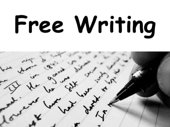 achieving freedom by writing First of all, what is writing writing is a way to express something we have to say using a textual medium by using a paper and a pen it is also a peaceful way to express our feelings because it does not bring harm to ourselves and to everyone around us.