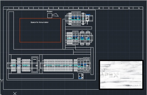 draw autocad electrical,electrical schematic ,plc,piping and instrument  drawing