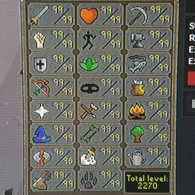 boost your osrs account by didier95