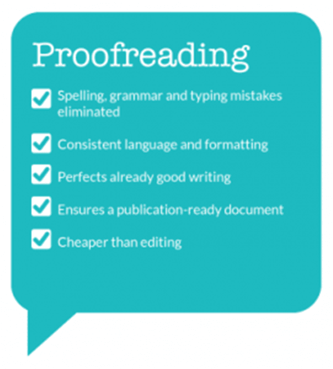 proofreading services rates Proofreading services from retired newspaper proofreaders and english professors precise, fast and 100% guaranteed.