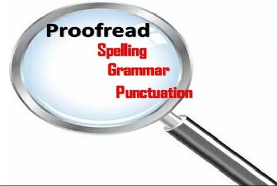 Online proofreading and editing nigeria