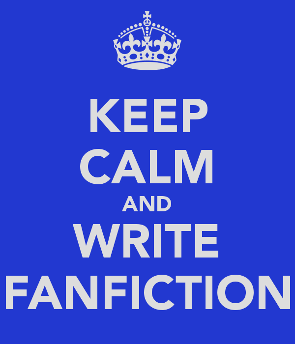 writing fanfiction Fan fiction: examples, lessons, and scaffolding the vast majority of fanfiction is on the web on allow the students to feel more secure in writing.